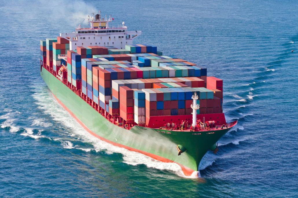 Mattolini Srl - Container su Nave
