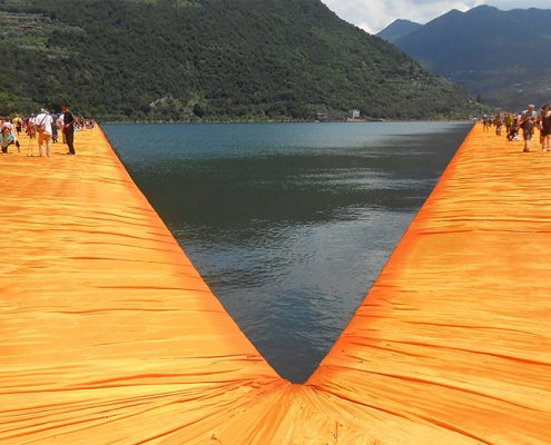 Montisola | The Floating Piers di Christo